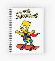 Блокнот Simpsons 2, фото 1