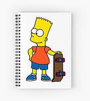 Блокнот Simpsons 5, фото 1