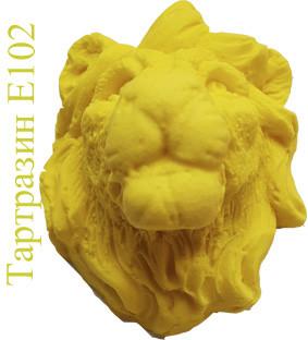 Барвник Тартразин порошок (Краситель пищевой Тартразин) Е102 желтый купить от 1кг 1000, порошок, 4820196120148
