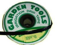 Капельная лента щелевая 6mil Garden Tools шаг 20 см бухта 1000 м