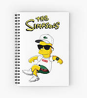 Блокнот Simpsons 8, фото 1