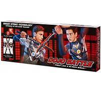 Игровой набор для битв MGA Entertainment Dojo Battle Поединок ниндзя для двух игроков 559245