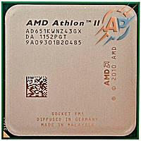 Процессор AMD Athlon II X4 651K 3.0GHz (AD651KWNZ43GX) Socket FM1