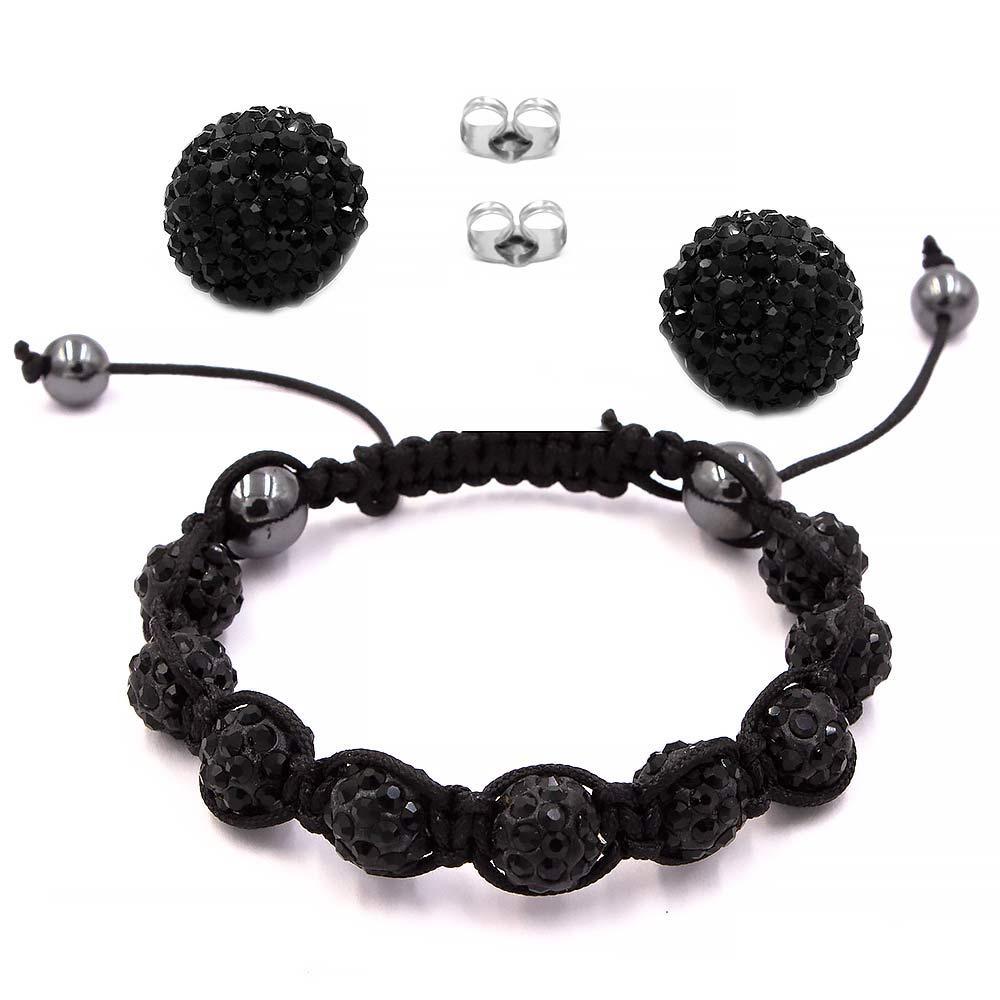 Набір «Шамбала» - браслет+сережки
