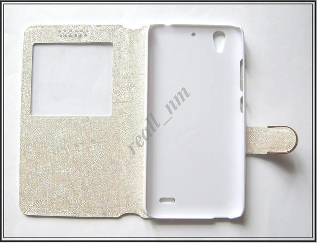 функциональный чехол для Huawei Ascend G630