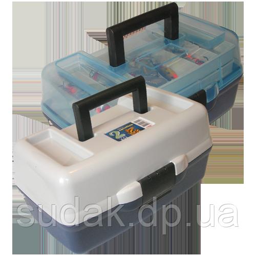 Ящик Aquatech 1702 2х-полочный