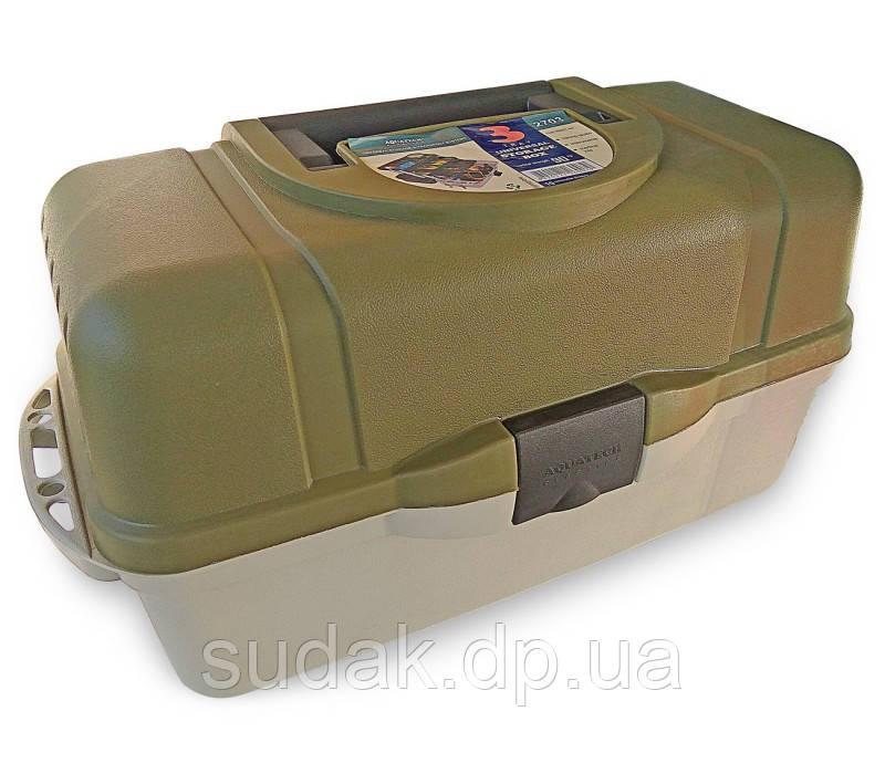 Ящик Aquatech 2703 3-полочный