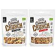 Органический кокосовый хруст (кранч) -  годжи + кунжут 150г Diet Food coconut crunch - with goji + sezam, фото 2