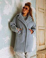 Пальто Doratti Rimini стильное демисезонное свободного кроя oversize Gdor914, фото 1
