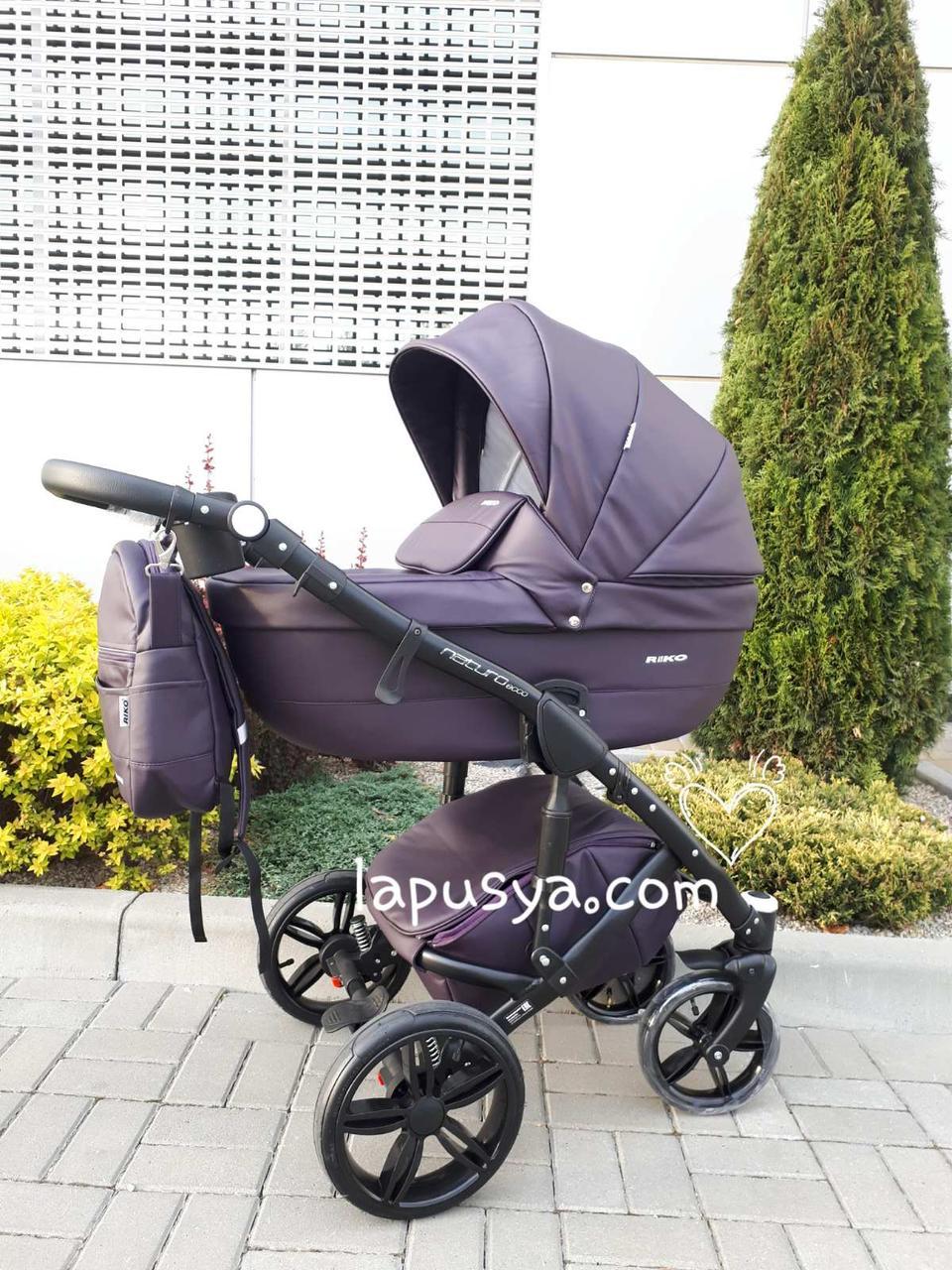Дитячі коляски 2 в 1 RIko Naturo Ecco
