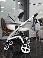 Дитяча універсальна коляска 2 в 1 Riko XD 01 Stone