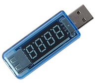 Измеритель тока и напряжения Charger Doctor