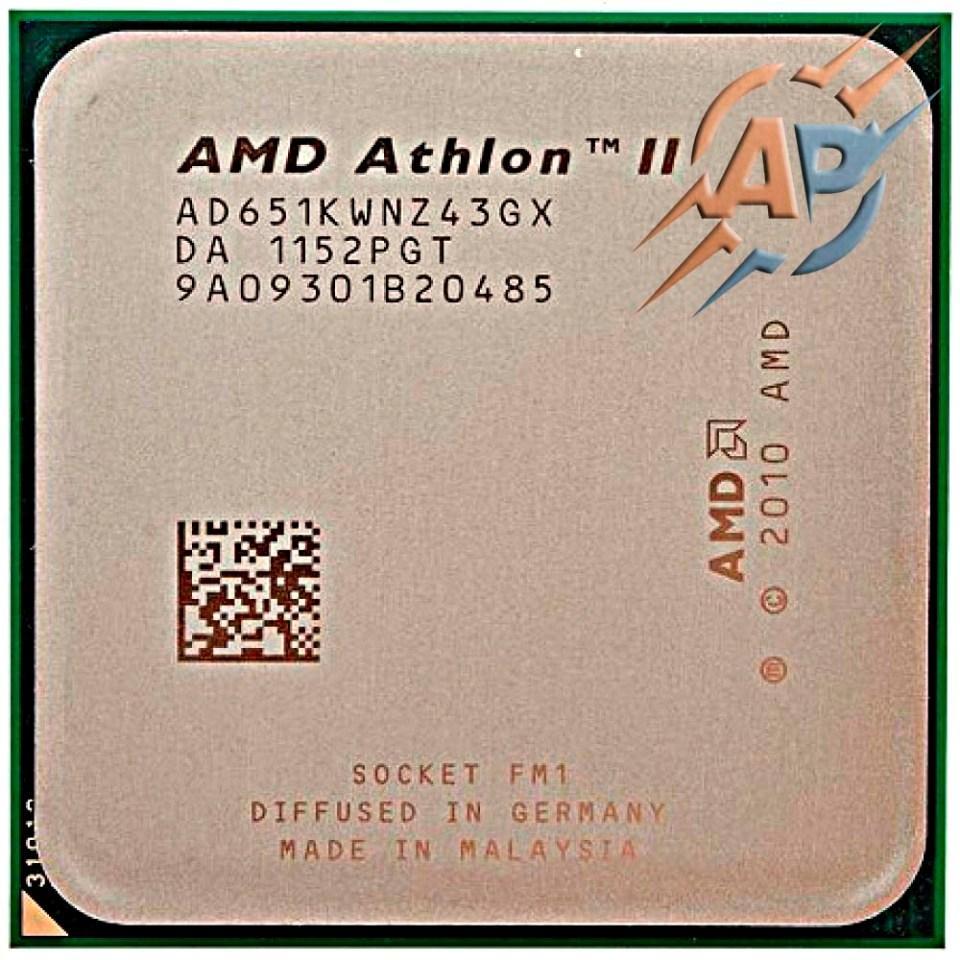 Процессор AMD Athlon II X4 651 3.0GHz (AD651XWNZ43GX) Socket FM1