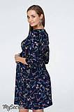 Платье для беременных и кормящих  Valentine DR-19.081, фото 5
