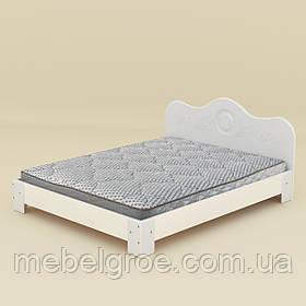 Двуспальная кровать 150 МДФ тм Компанит