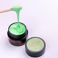 Гель краска Master Professional 5 ml №016 Зеленая мята