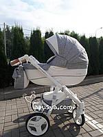 Дитяча універсальна  коляска 2в1 Riko Brano Luxe