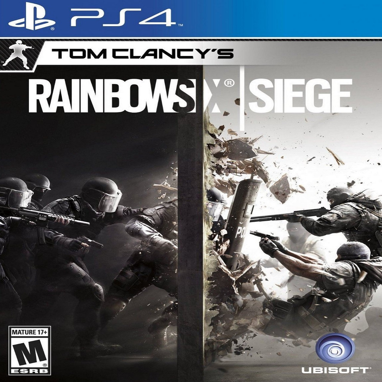 Tom Clancy`s Rainbow Six Siege RUS PS4