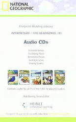 Footprint Reading Library 1300 B1 Audio CDs