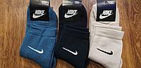 """Носки женские или подростковые махровые в  стиле""""Nike"""" Турция, фото 1"""