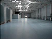 Бетонируем полы в цехах, ангарах, складах с затиркой бетона. и житким упрочнителем