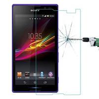 Защитное каленное стекло для Sony C2304, C2305 S39h Xperia C