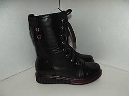 Демисезонные женские ботинки, р.36 - 41