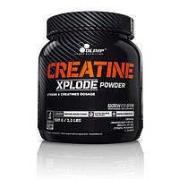 Пищевая добавка креатин порошок 500г Olimp Xplode (00393-02)