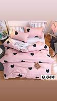 Двуспальное постельное бельё из пакистанской бязи