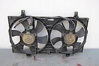 Мотор охлаждения радиатора Nissan Primera P12 Б/У