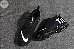 Чоловічі кросівки Nike TN Air Black/White Kauchuk, фото 2
