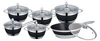 Набор посуды Edenberg из 12 предметов EB-4049