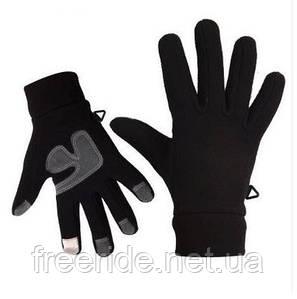 Флисовые сенсорные перчатки