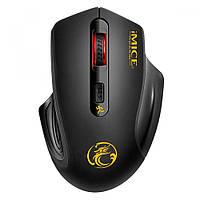 Мышь беспроводная iMICE E-1800 Black