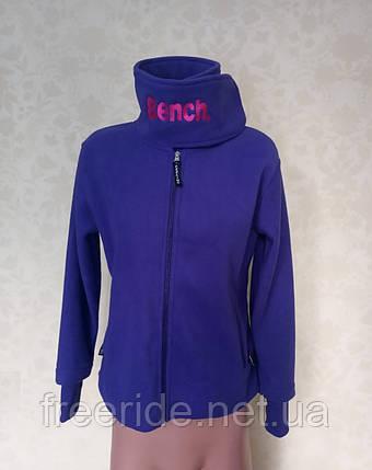 Женская флисовая кофта BENCH (L), фото 2