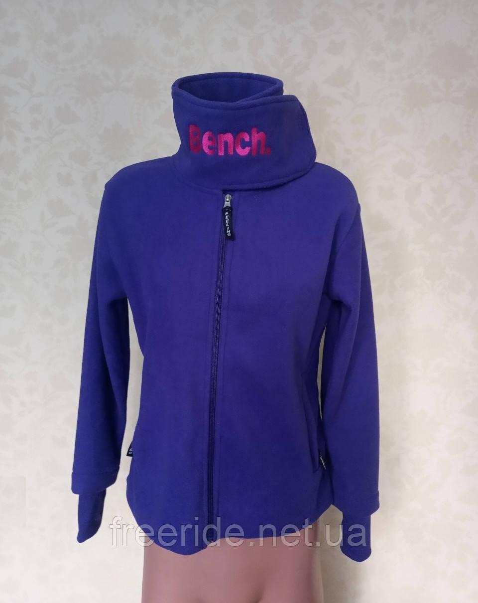Женская флисовая кофта BENCH (L)
