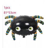 Шар фольгированный Halloween паук
