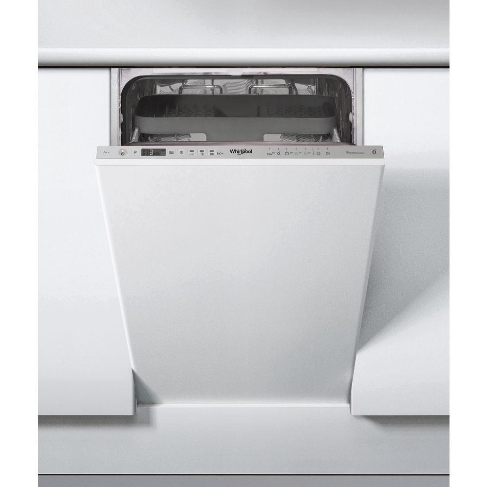 Встраиваемая посудомоечная машина Whirlpool WSIO 3T223PCE X