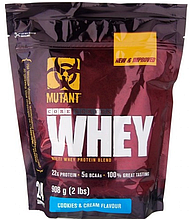 Сывороточний протеїн, PVL, Mutant Whey, 910 грам