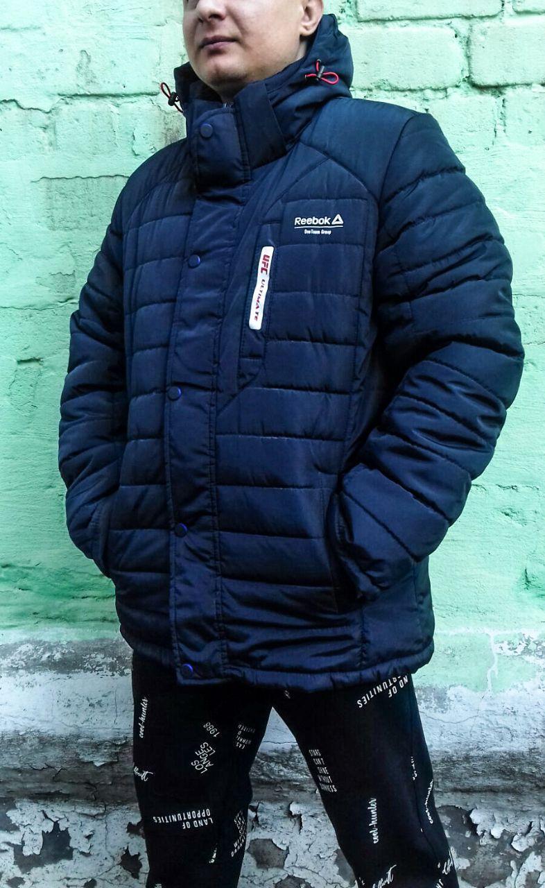 Мужская Куртка Reebok (зима)