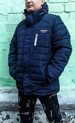Мужская Куртка Reebok (зима), фото 2