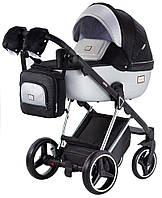 Детская коляска 2 в 1 Adamex MIMI Polar Y843, фото 1