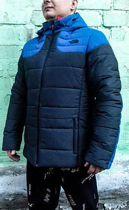 Мужская Куртка The North Face (зима), фото 2