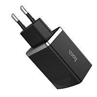Зарядное устройство Hoco C42A Vast QC 3.0 1 USB Black
