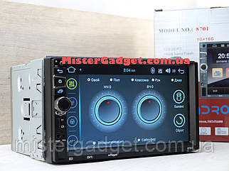 Автомагнітола 2Din Pioneer Pi-8701 Android GPS