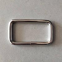 Рамка литая 40 мм никель
