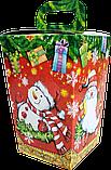 Упаковка новогодняя Ліхтарик для сладостей 400-500 г, фото 3