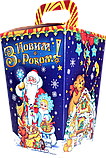 Упаковка новогодняя Ліхтарик для сладостей 400-500 г, фото 6