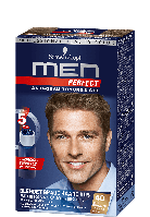 Тонирующий мужской гель Schwarzkopf  Men Perfect  №40 темно-русый, фото 1