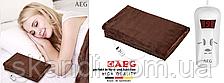 Качественное Электрическое одеяло AEG (130x180см) Германия (Оригинал)